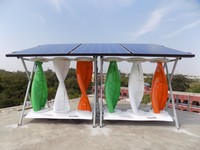 SolarMill at C-TARA Railway Station